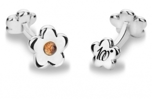 Cufflinks to celebrate the centenary of E Marinella, Naples