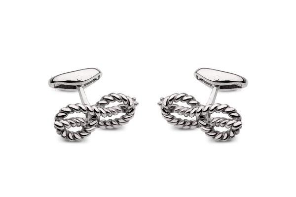 SAVOY KNOT SILVER
