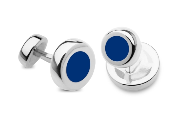 DOUBLE ENAMEL_ROYAL BLUE