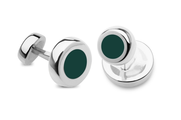 DOUBLE ENAMEL_GREEN